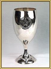 Pentacle Goblet