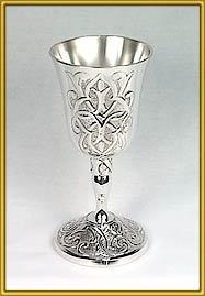 Celtic Knot Goblet